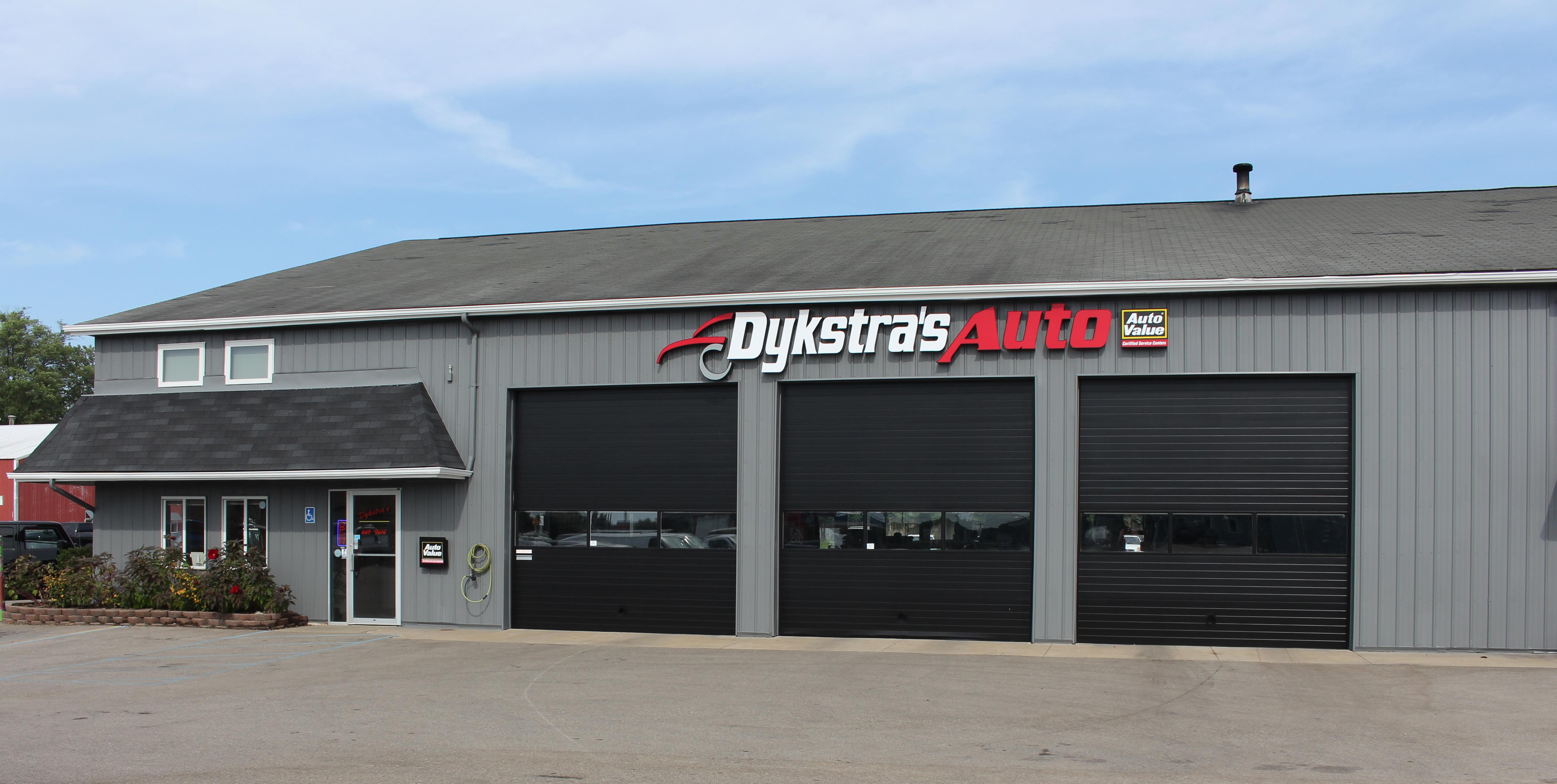 Dykstra's Auto Hudsonville Location